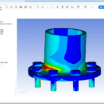 3D Pdf Examples Of Engineering Analysis, Cae, Simulation Inside Fea Report Template