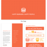 55+ Annual Report Design Templates & Inspirational Examples For Summary Annual Report Template