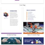 55+ Annual Report Design Templates & Inspirational Examples Regarding Non Profit Annual Report Template