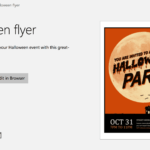 7 Free Halloween-Themed Templates For Microsoft Word within Free Halloween Templates For Word