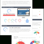 Analyze Websites With Free Seo Audit & Reporting Tool For Website Evaluation Report Template