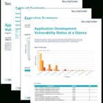 Application Development Summary Report – Sc Report Template Pertaining To Software Development Status Report Template