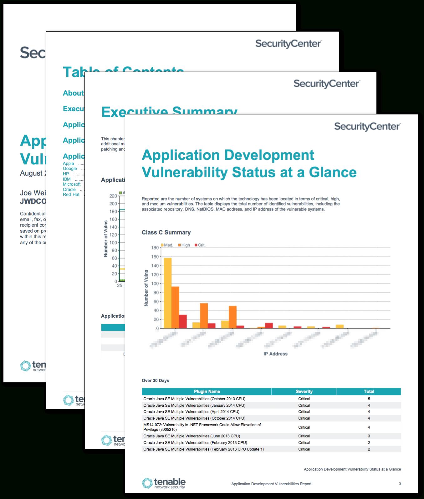Application Development Summary Report - Sc Report Template Pertaining To Software Development Status Report Template