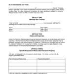 Blank Will Form – Fill Online, Printable, Fillable, Blank For Blank Legal Document Template