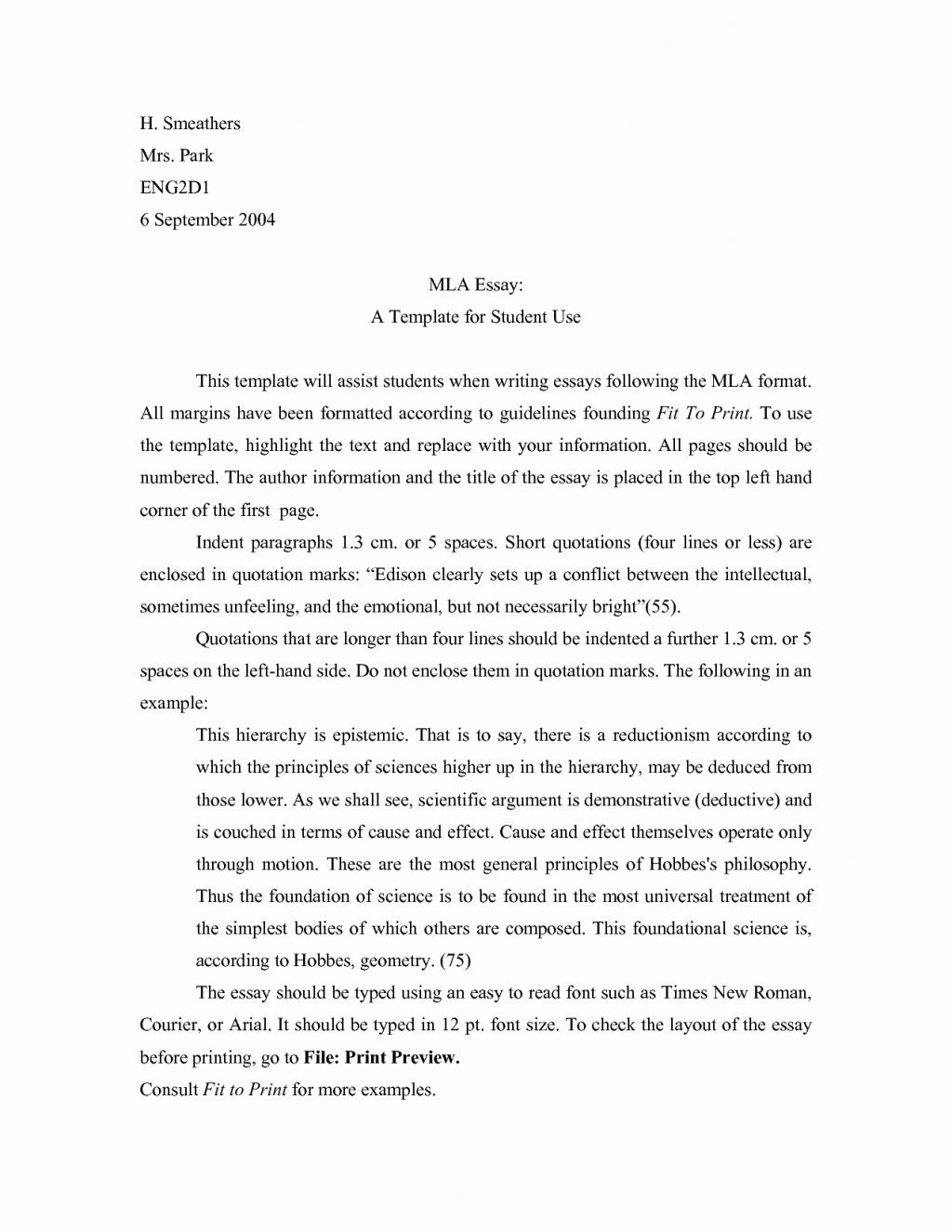 Buy Essay Mla Paper Layout Phd Ma Essays H Format Word Within Scientific Paper Template Word 2010