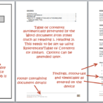 Create A Word Report For Skeleton Book Report Template