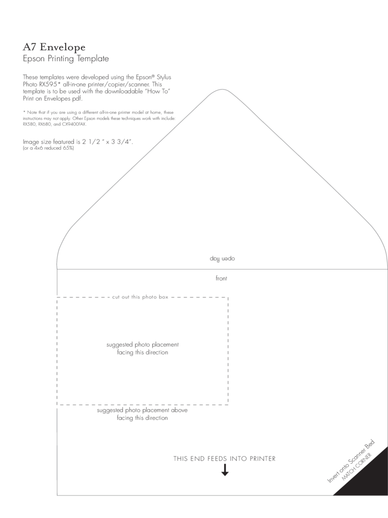 Envelope Templates – 321 Free Templates In Pdf, Word, Excel For Cd Liner Notes Template Word