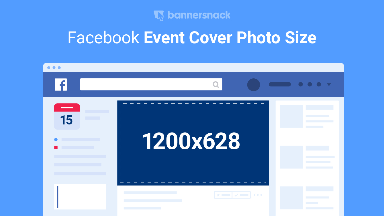 Facebook Event Photo Size (2019) + Free Templates & Guides Regarding Facebook Banner Size Template
