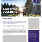 Fact Sheet | Uw Brand within Fact Sheet Template Microsoft Word