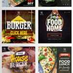 Fast Food Banner Graphics, Designs & Templates From Graphicriver Throughout Food Banner Template
