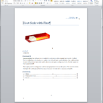 Fea Software Definition With Simulation Examples Regarding Fea Report Template