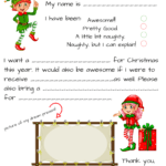 Free Printable Santa Letters Templates - Barati.ald2014 within Santa Letter Template Word