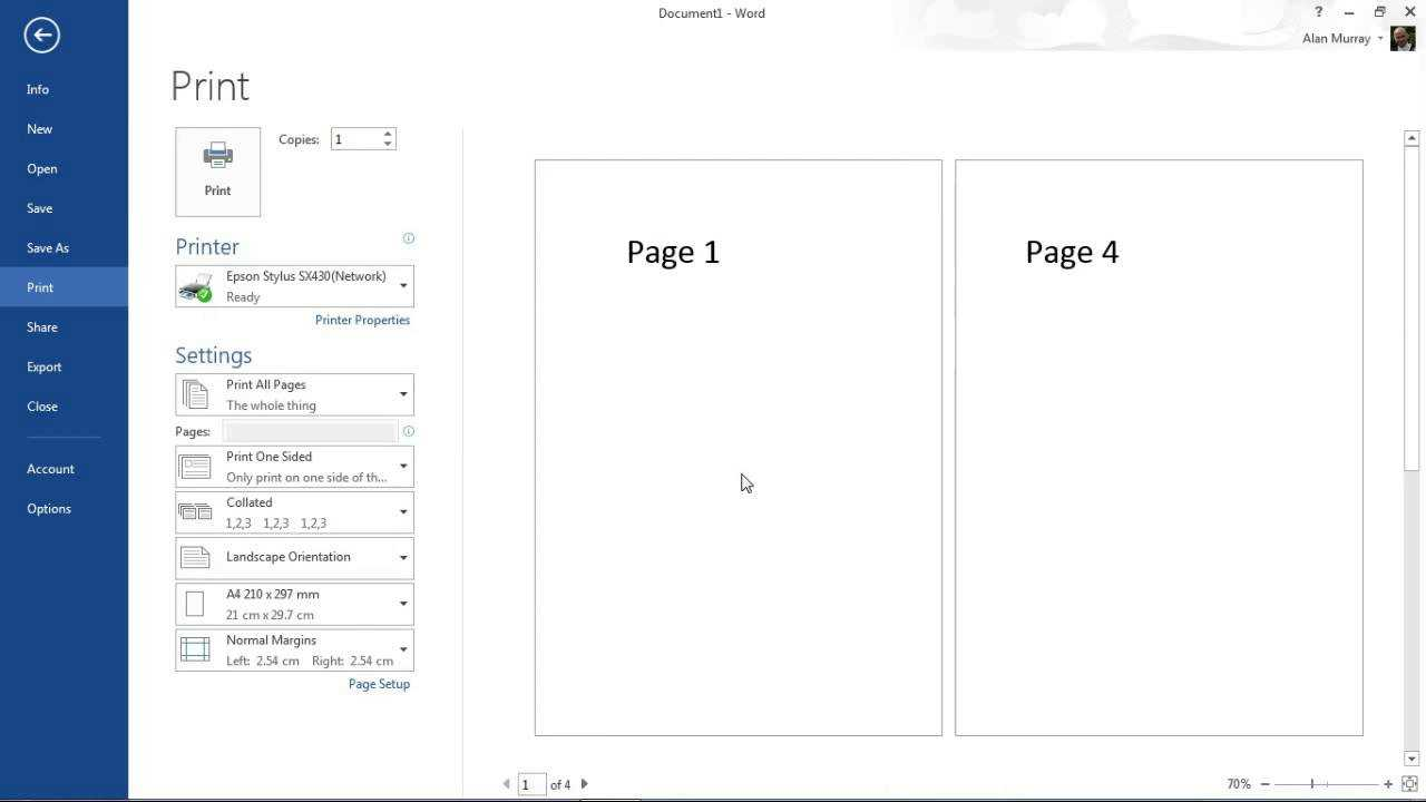 How To Create A Booklet In Microsoft Word With How To Create A Book Template In Word