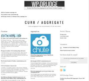 How To Create A Drudge Report Clone Using Wp-Drudge - Wp Mayor pertaining to Drudge Report Template