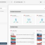 How To Create Pinterest Social Media Marketing Report Inside Social Media Marketing Report Template