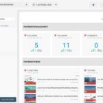 How To Create Pinterest Social Media Marketing Report Regarding Weekly Social Media Report Template
