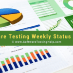 How To Write Software Testing Weekly Status Report For Testing Weekly Status Report Template