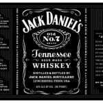 Jack Daniels Label Template - Labels Ideas 2019 in Blank Jack Daniels Label Template
