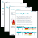 Mitigation Summary Report – Sc Report Template | Tenable® With Regard To Risk Mitigation Report Template
