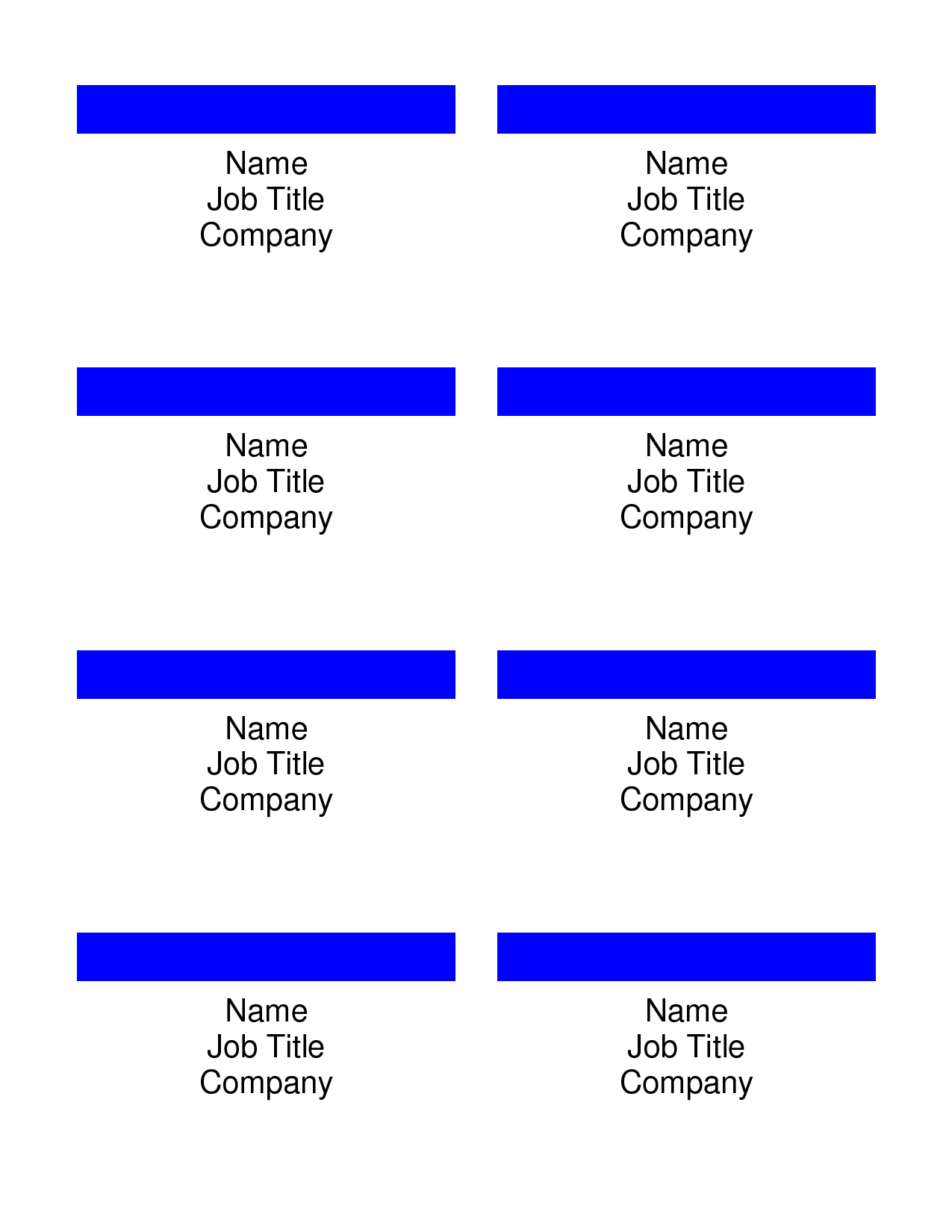 Name Badge Templates: Custom Name Badge Templates Inside Visitor Badge Template Word