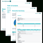 Nessus Scan Report (Top 5) – Sc Report Template | Tenable® With Website Evaluation Report Template