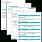 Oracle Audit Results – Sc Report Template | Tenable® Intended For Threat Assessment Report Template