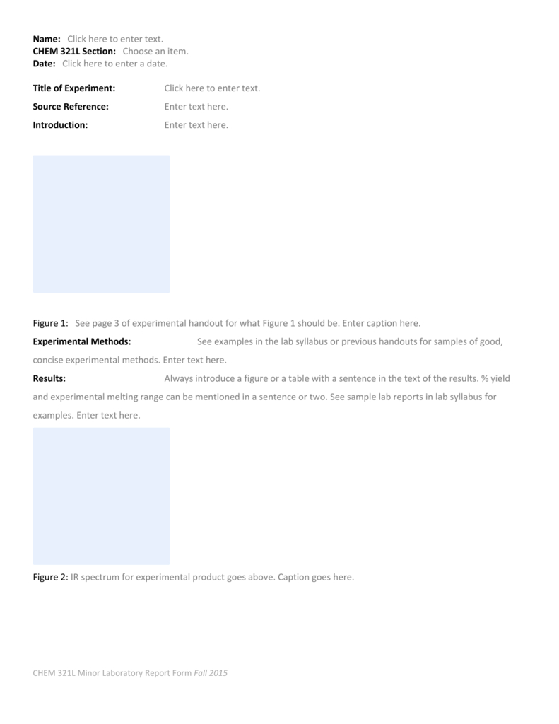 Oxidation Report Template Throughout Ir Report Template