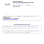 Pdf) A Study Of The Evaluator Effect In Usability Testing Inside Usability Test Report Template