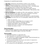 Physics Lab Template - Raptor.redmini.co For Physics Lab with regard to Physics Lab Report Template