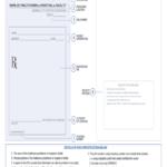 Prescription Pad Template - Fill Online, Printable, Fillable for Doctors Prescription Template Word