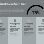 Quarterly Project Status Progress Report Template pertaining to Quarterly Status Report Template