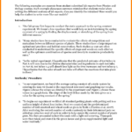 Report Writing For Students Examples And 8 Business Report Pertaining To Biology Lab Report Template