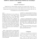 Research Paper Sample Pdf Chapter Download Scientific Within Journal Paper Template Word