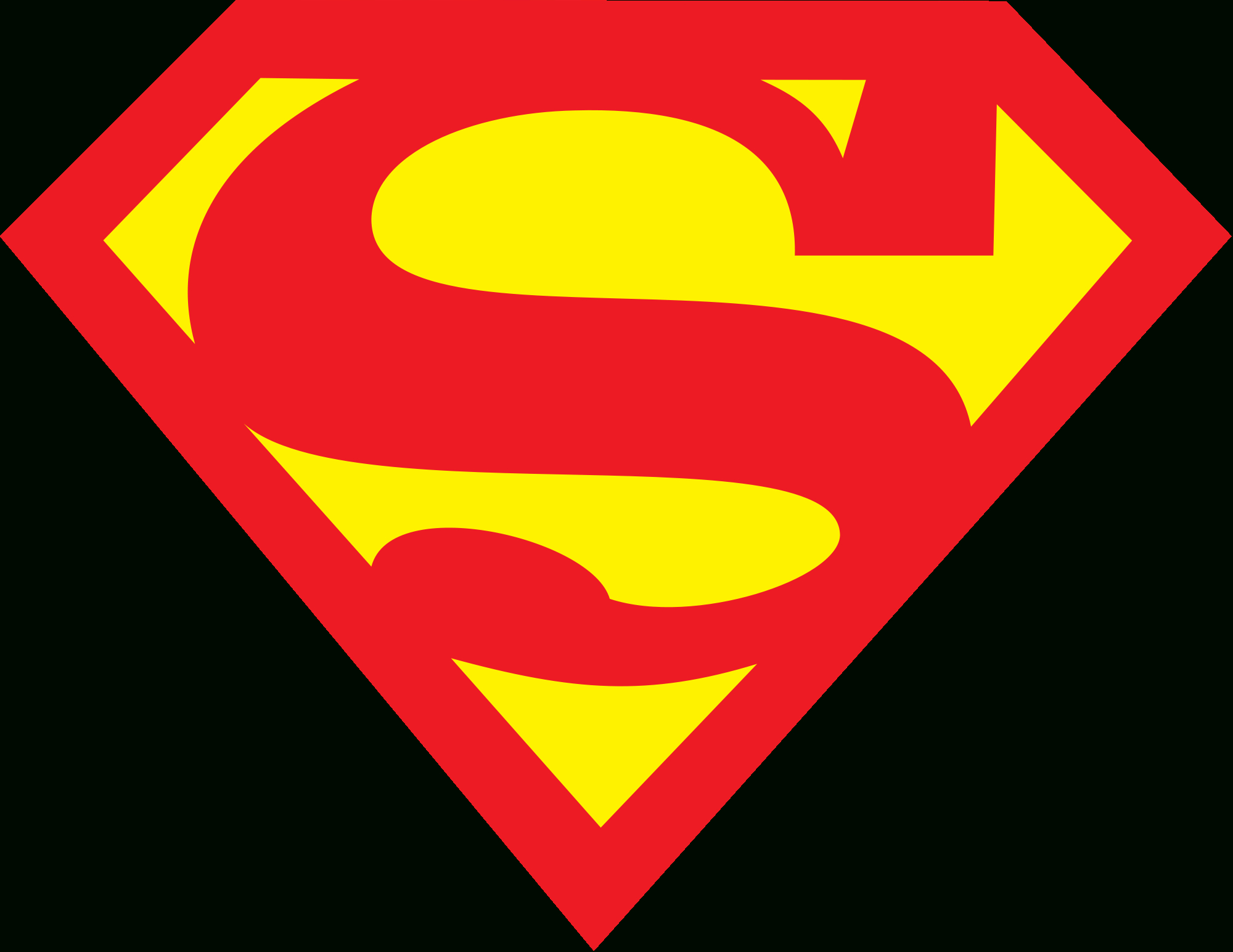 Rotate & Resize Tool: Blank Superman Logo Png For Blank Superman Logo Template