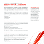 Security Threat Assessment | Templates At With Threat Assessment Report Template