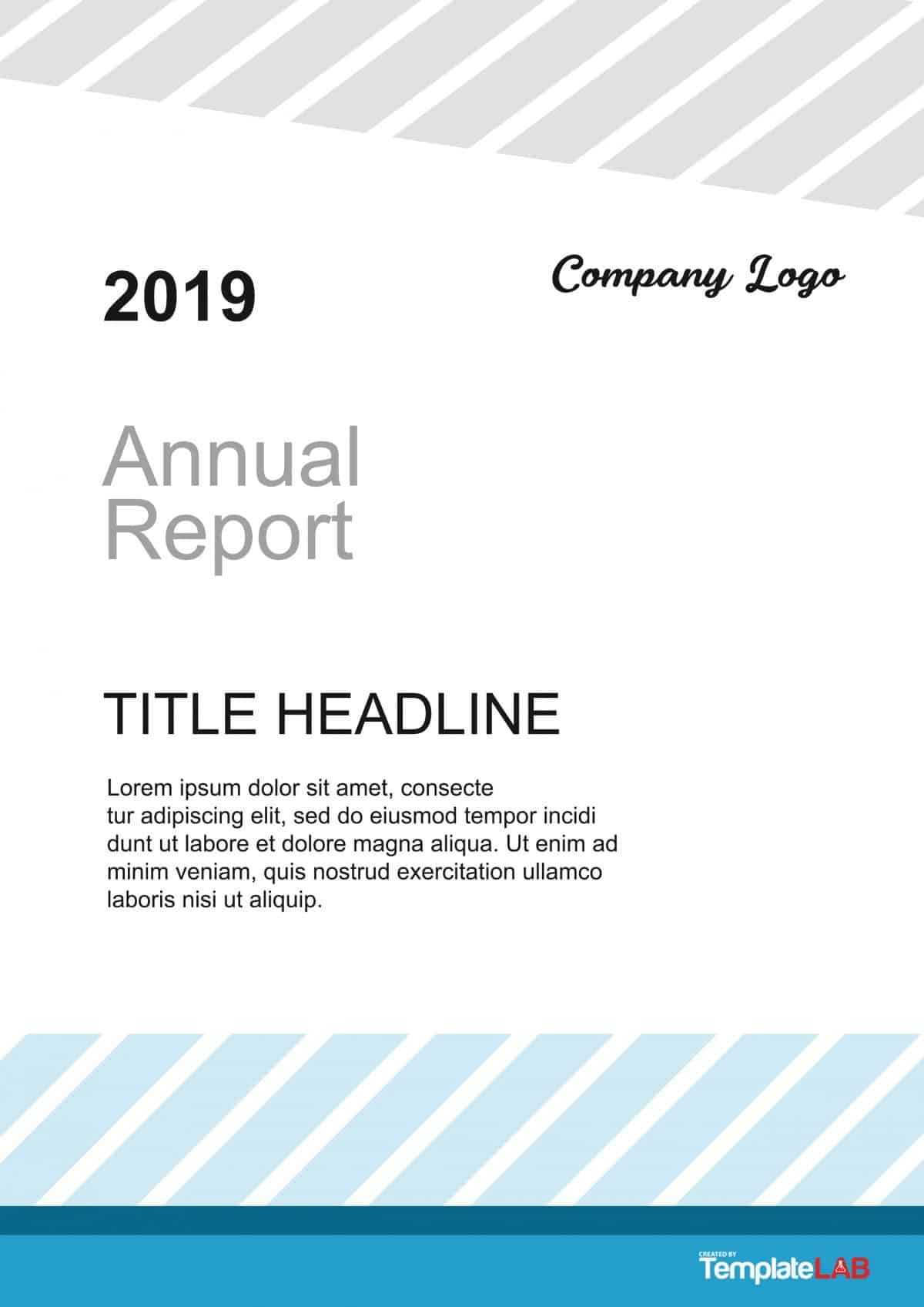 Technical Report Cover Page Template - Business Template Ideas With Word Report Cover Page Template