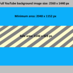 The Best Youtube Banner Size In 2020 + Best Practices For Within Youtube Banner Size Template